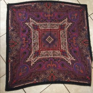 Accessories - Fall Scarf